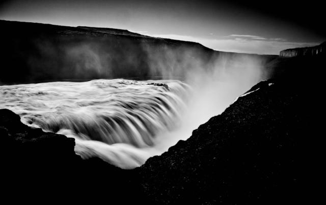 Gulfoss Falls - Iceland
