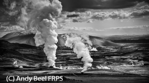 Steam Plant - Myvatn - Iceland