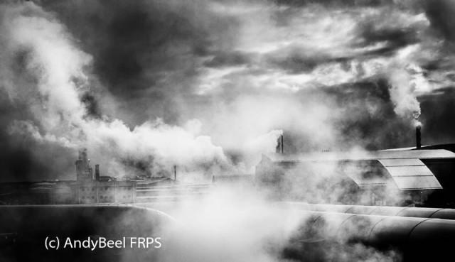 Steam Plant - Iceland